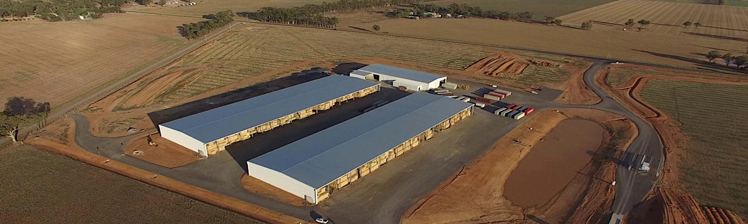 JC Tanloden Hay Processing Facility